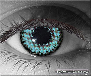Ice Blue: Venus Lenses