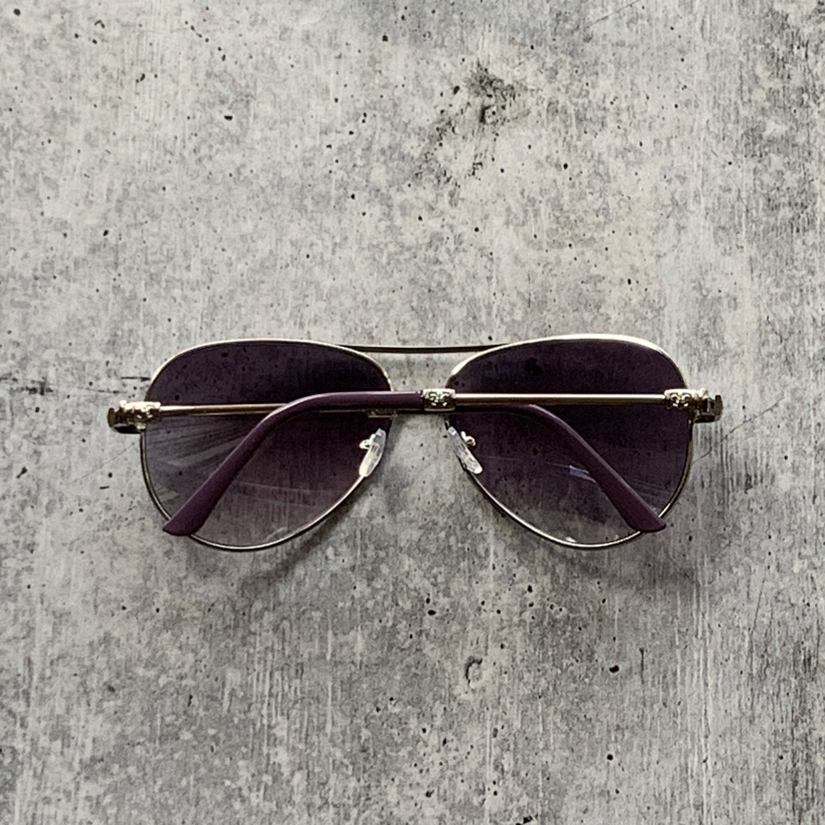 Poppy Purple - Women's Fashion Sunglasses