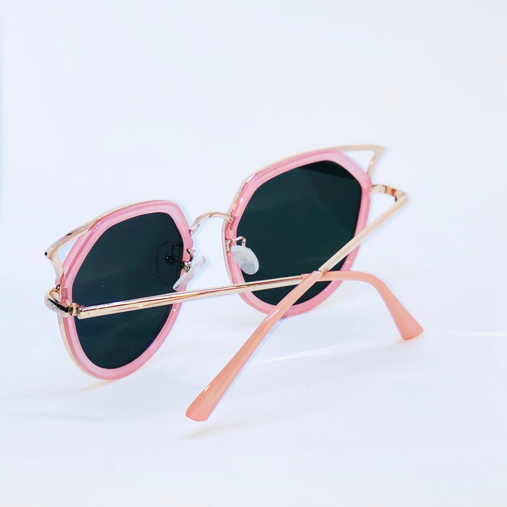 Purrfectly Pink - Women's Fashion Sunglasses