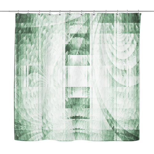 Art Deco Shower Curtain - Jud Hayden Art