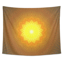 Yellow Giant Tapestry