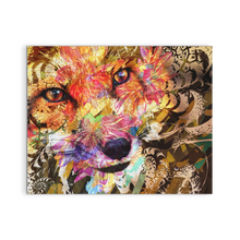 Sly Fox Canvas - Jud Hayden Art