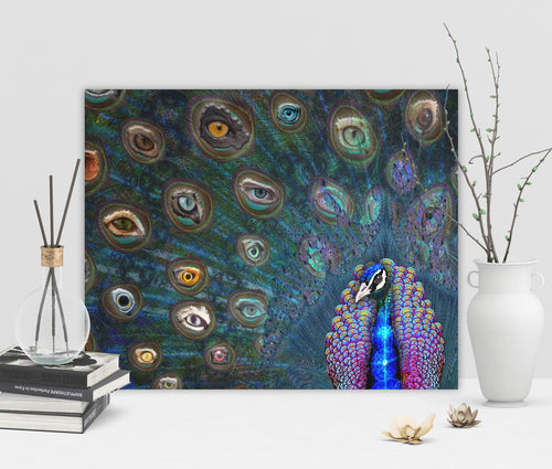 All Seeing Eye Canvas