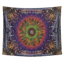 Concrete Skies Tapestry 2