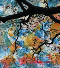 Chi Tree Tapestry - Jud Hayden Art