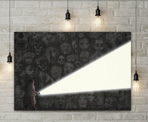 Lighting the Way Canvas