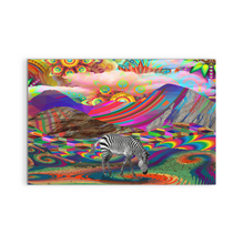 Rainbow Land Canvas - Jud Hayden Art