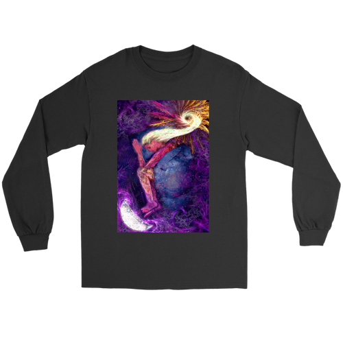 Deep Dream Long Sleeve - Jud Hayden Art