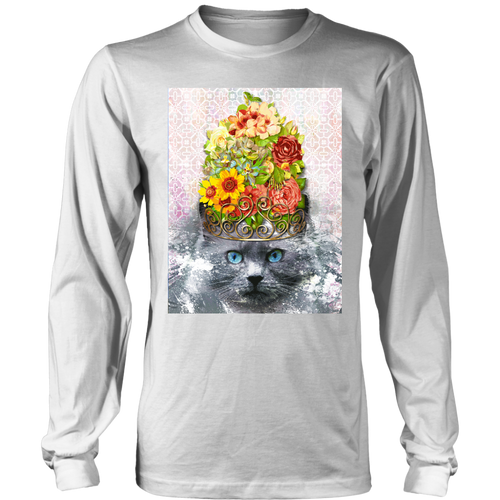 Finest Feline Long Sleeve - Jud Hayden Art