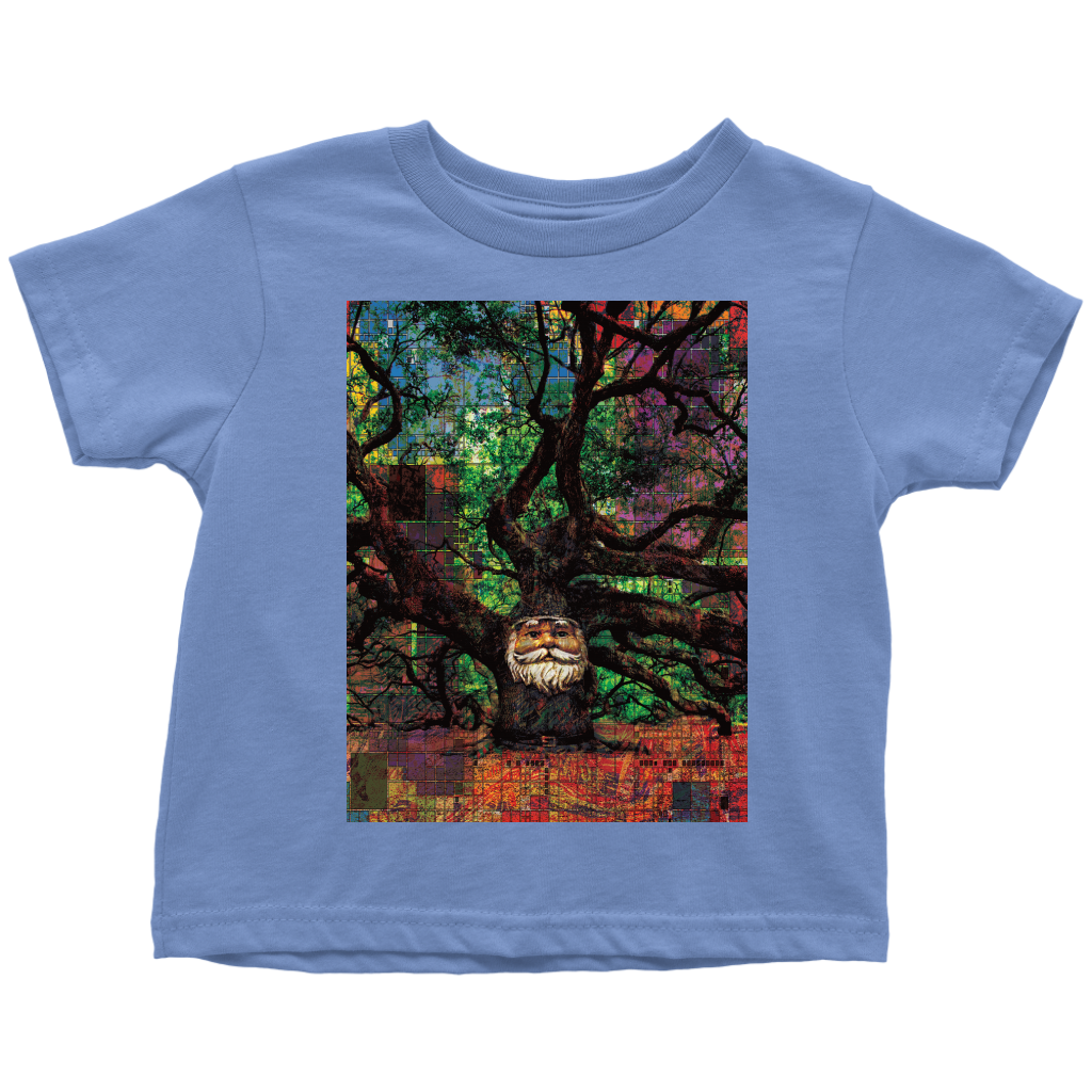 Mr. Tree Toddler Tee - Jud Hayden Art