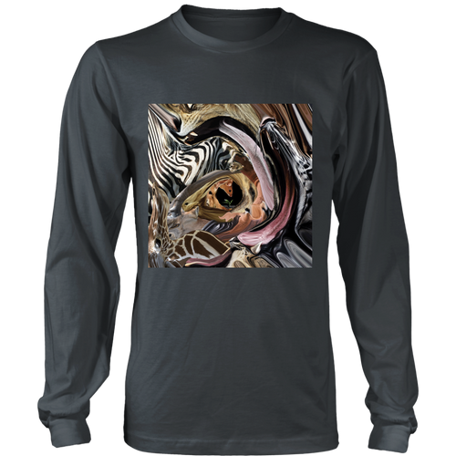 Animal Tunnel Long Sleeve - Jud Hayden Art