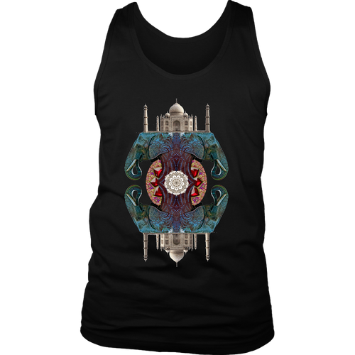 Essence Of India Tank - Jud Hayden Art