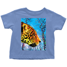 Prowling Paws Toddler Tee - Jud Hayden Art