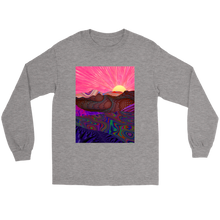 Trippy Trek Long Sleeve - Jud Hayden Art