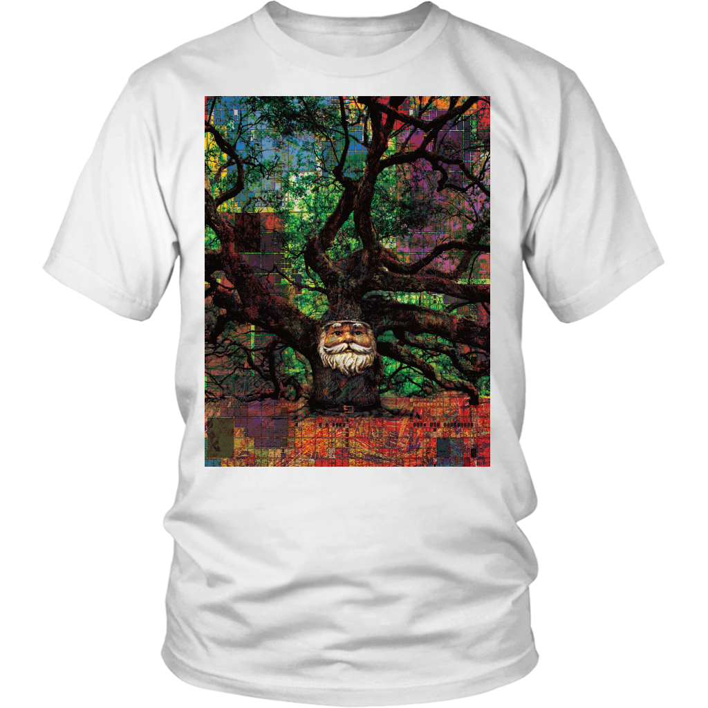 Mr. Tree Tee - Jud Hayden Art