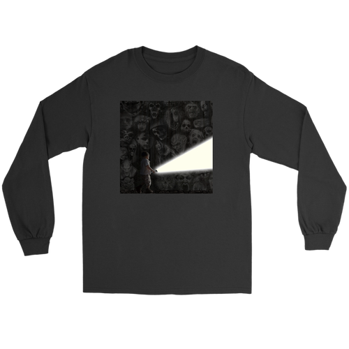 Lighting the Way Long Sleeve - Jud Hayden Art
