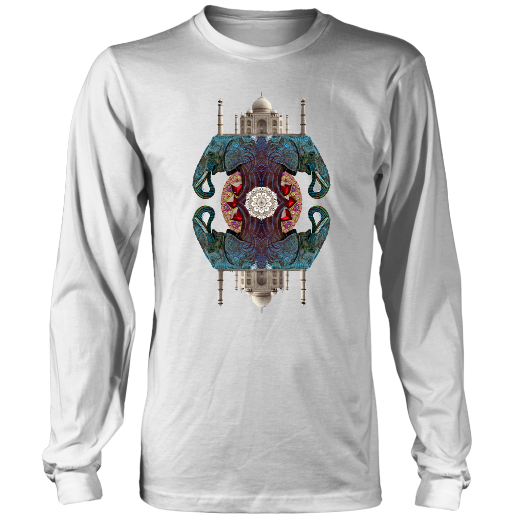 Essence Of India Long Sleeve - Jud Hayden Art