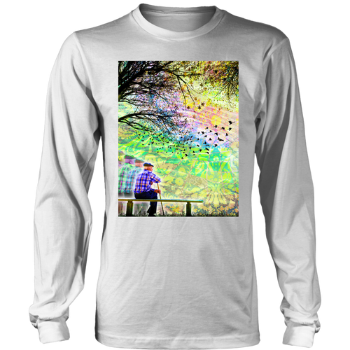 Spectrum Park Long Sleeve - Jud Hayden Art