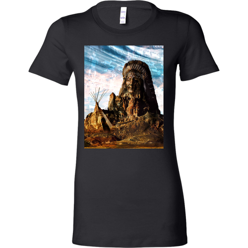 Tribal Breeze Women's Shirt - Jud Hayden Art