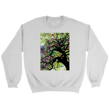 Radial Roots Sweatshirt - Jud Hayden Art