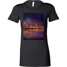 Dark As The Sky Women's Shirt - Jud Hayden Art
