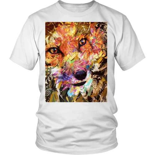 Sly Fox Tee - Jud Hayden Art