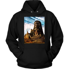 Tribal Breeze Hoodie - Jud Hayden Art
