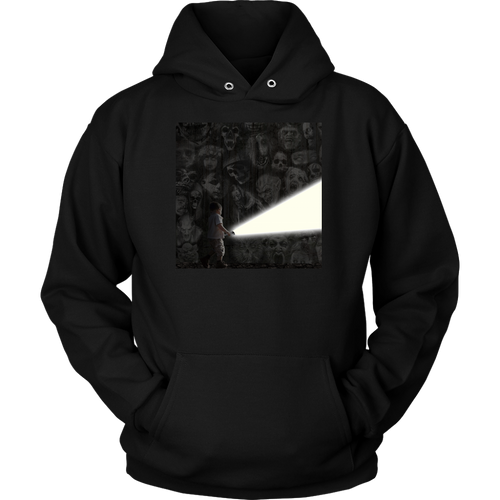 Lighting the Way Hoodie - Jud Hayden Art