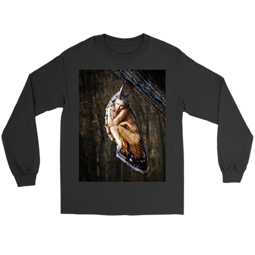 Cocoon Long Sleeve - Jud Hayden Art