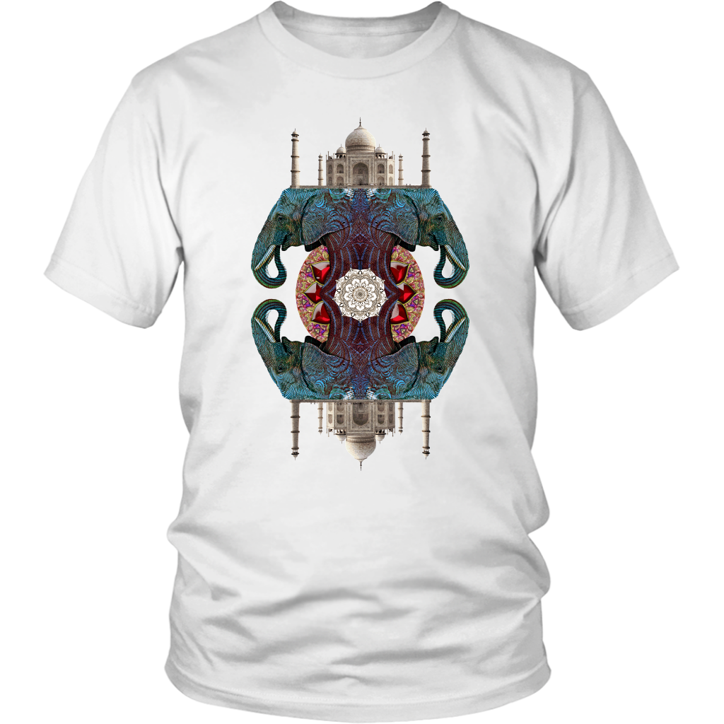 Essence Of India Shirt - Jud Hayden Art