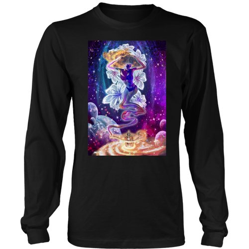 Celestial Wishes Long Sleeve - Jud Hayden Art