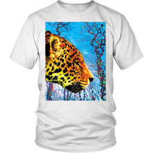 Prowling Paws Tee - Jud Hayden Art
