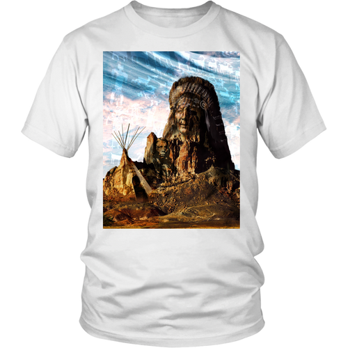 Tribal Breeze Tee - Jud Hayden Art