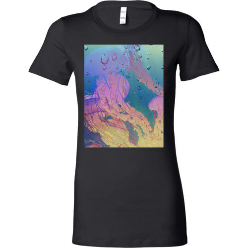 Jelly Women's Shirt - Jud Hayden Art