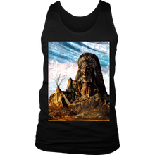 Tribal Breeze Men's Tank - Jud Hayden Art