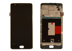 OnePlus </br>OnePlus 3 </br>LCD Screen Assembly