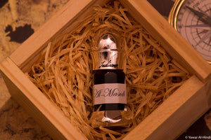 Indicana Oud - Pure, Natural Artisanal Oud