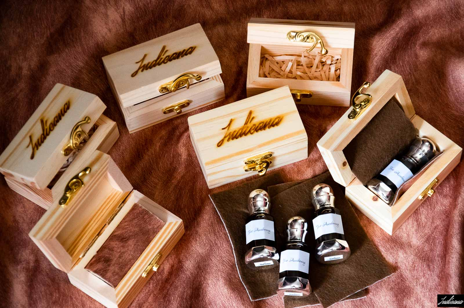 Luxurious Packaging of Oud Oil by Indicana Oud for Saudi Aramco and Royal Family