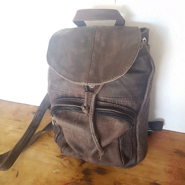 Copy of City BackPack - Chocolate (DISCOUNT)
