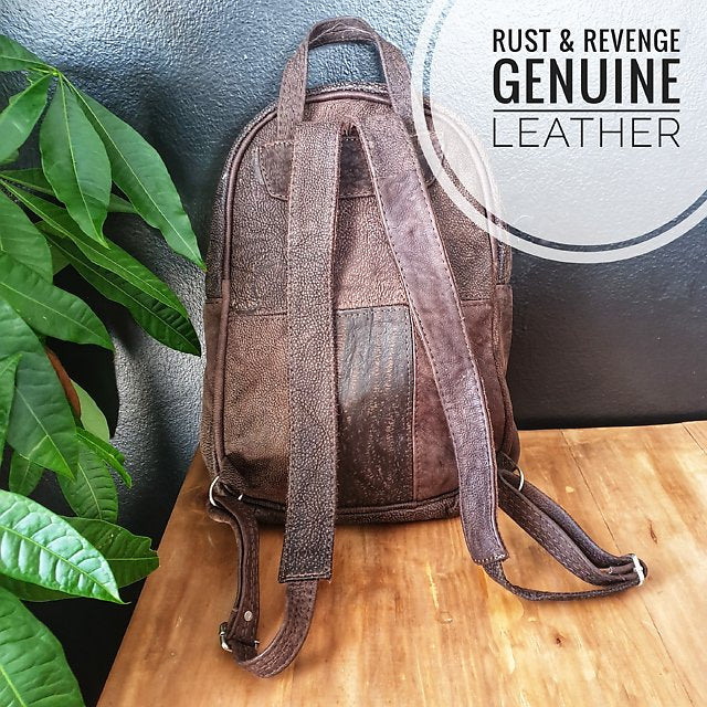 Large Backpack - Soft Chocolate (discounted)