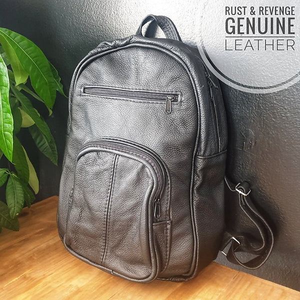 Large Backpack - Black