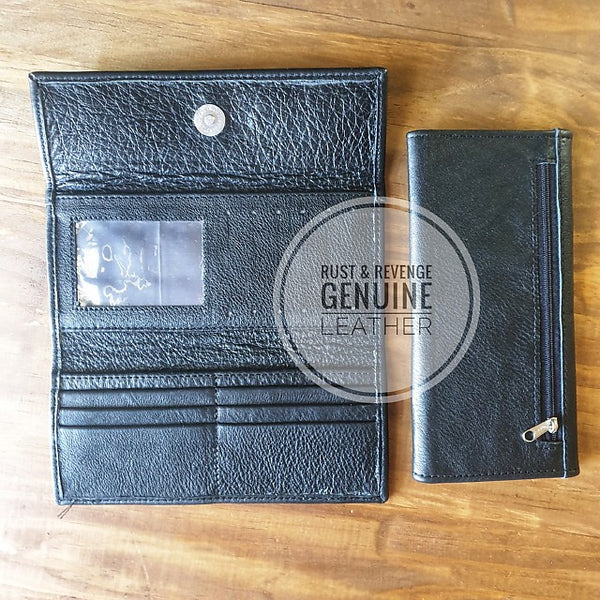 Ladies Wallet - Black