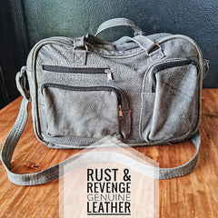 Pack for the Apocalypse - Light Grey