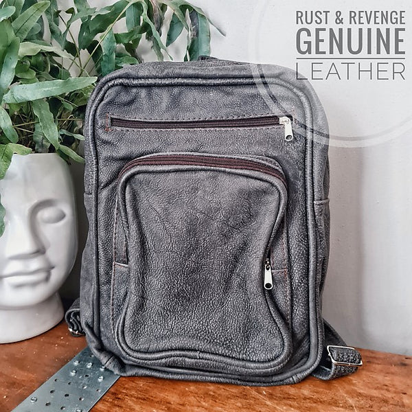Large Backpack - storm grey
