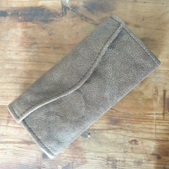 Ladies Wallet - fudge crackle (discounted)