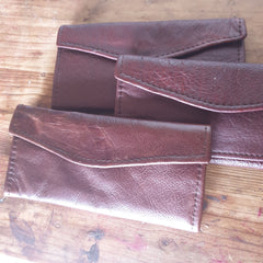 Ladies Wallet - Caramel (discount)