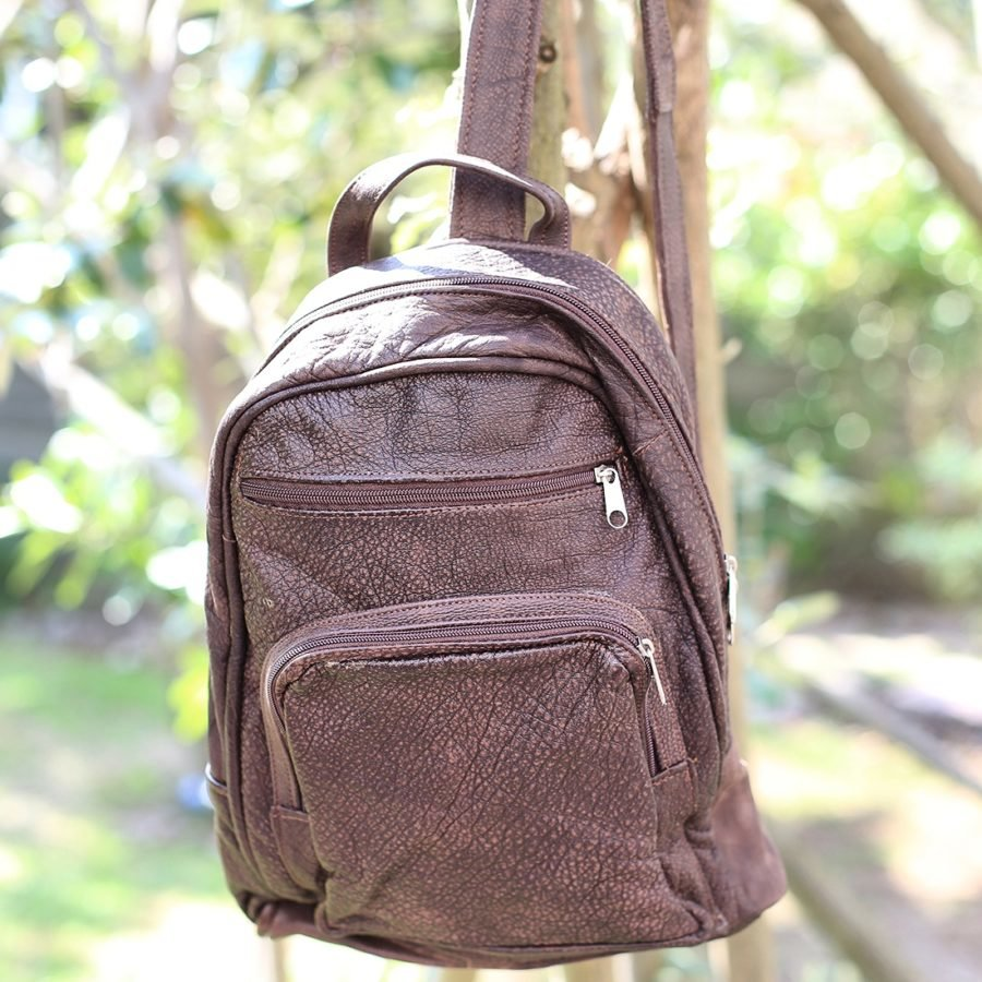 Large Backpack - Olive Green