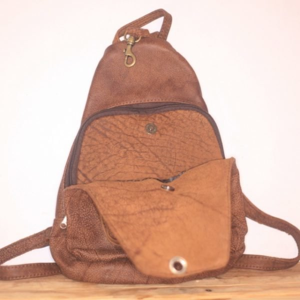 Snap BackPack - Chocolate (DISCOUNT)
