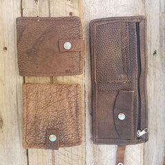 Men's Wallet - Soft Chocolate
