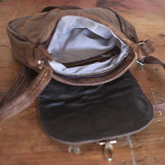 Snap Hook Sling - Soft Chocolate